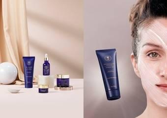 肌膚更平滑、更柔嫩! 熟齡肌膚專屬潔顏對策,英國有機保養先驅「乳香緊緻卸妝潔顏凝膏」全新上市
