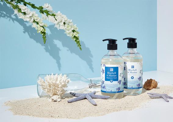 全新【花植香氛系列】 讓香氣走進生活,豐富你的沐浴保養日常