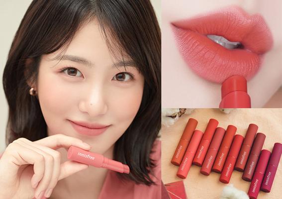 秋季唇彩新品新聞稿 2020年9月 台灣韓國同步上市