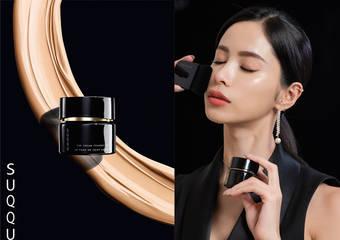 「晶采艷澤粉霜」底妝界最高光 打造高級感天生好皮 2020.9月發售