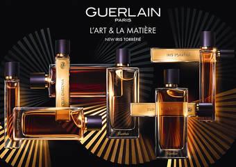 L'Art & la Matière 頂級訂製精品香水【藝術沙龍系列】2020全新藝術香氣「靜謐鳶尾淡香精」