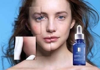 「多容安舒緩保濕修護精華」 #安心小藍瓶 全新上市!
