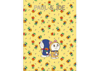 PAUL & JOE再次與哆啦A夢攜手獻出今年最可愛的聯名系列!