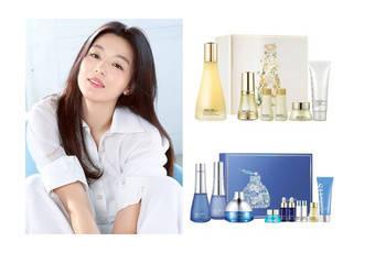 【2020週年慶】藍色海洋的美麗傳說!女神全智賢最愛頂級發酵保養品牌,今年週年慶為妳打上女神光!