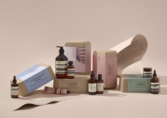2020 年度季節性禮盒為《感官紀事》,徜徉詩意想像力的禮物