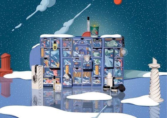2020年「奇幻靈獸 · 冬日童話」聖誕限定系列 10/29限量上市
