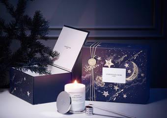 迪奧香氛世家 首度推出「2020聖誕限定奢華香氛組」 60組極限量珍藏