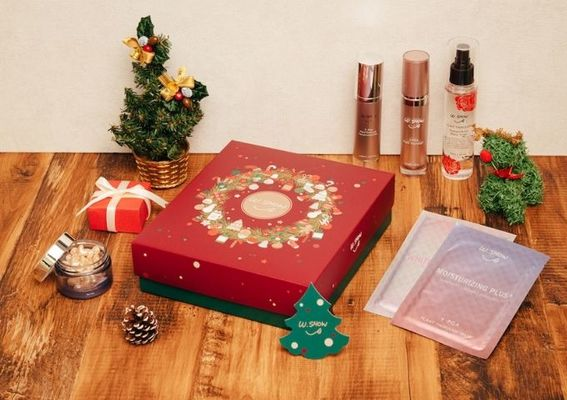 隋棠最愛台灣原生肌膚保養專家 W.SHOW聖誕禮盒999元起  年度桌曆加碼送6636元商品兌換券