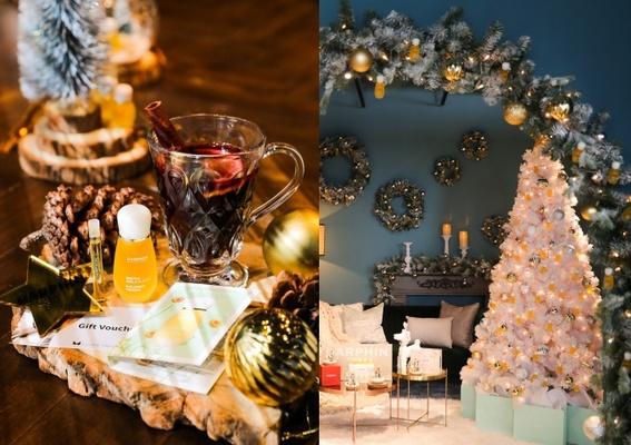 巴黎聖誕點燈,漫遊巴黎異想 點亮療癒聖誕