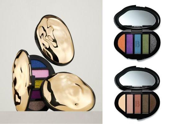 彩妝系列全新創作「五色眼彩盤」 透過迷人的色彩故事 講述大膽細膩的美學創意