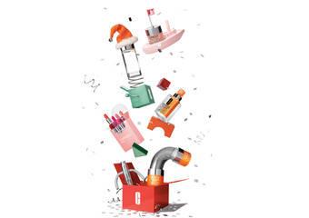 Merry Clinique  玩美聖誕倩碧全系列正貨組 限定販售