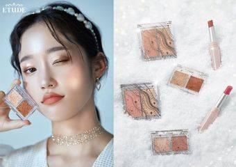 《IDOLiSH7-偶像星願-》與ETUDE 攜手合作推出雪燦聖誕限定彩妝推出限量聯名禮物盒