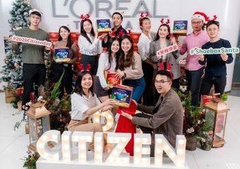 疫情大環境越冷,萊雅員工心更熱 募集歷年最多905份禮物,為偏鄉弱勢兒童帶來暖心聖誕