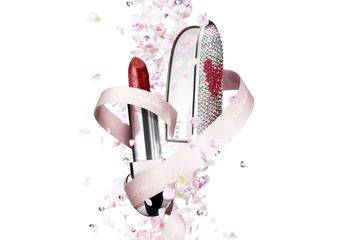 2021 Valentine's Day 法國嬌蘭 紅寶之吻高訂唇膏系列  SPARKLING HEART閃耀動心限量版 --MAKE YOUR LOVE SPARKLE--