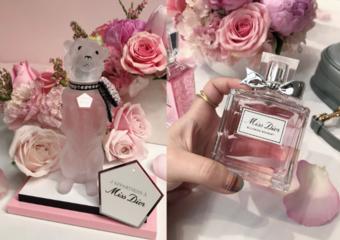 「Miss Dior花漾迪奧淡香水- BOBBY限量復刻版」睽違70年經典創作 華麗回歸 限量珍藏
