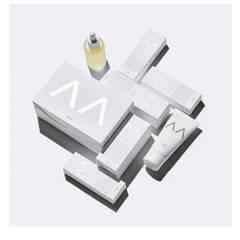 日本名模自創品牌 憑藉高人氣專利碳酸面膜快速竄紅 新世代日系質感保養meeth台灣開賣!