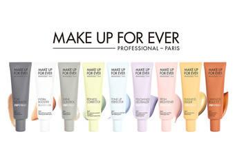 裸妝調色盤,還原肌膚真底色「STEP1第一步妝前乳」系列全新上市