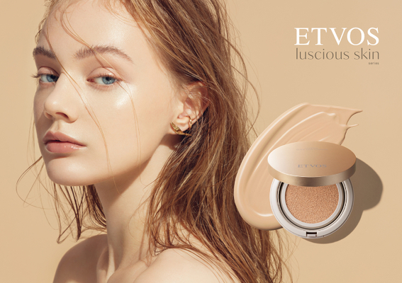 突破天然礦物彩妝新境界-敏感肌也能安心使用的保養級氣墊粉餅,打造宛如天生的緊緻水光肌
