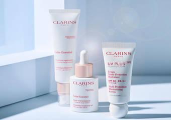 肌膚抗老真實力 克蘭詩全新力作「5P防禦UV水凝乳SPF50-PA+++」