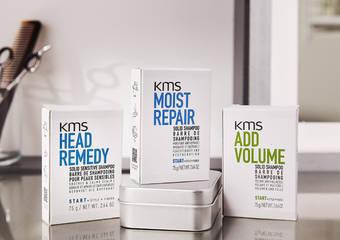 KMS固態革命!全新洗髮皂 延續經典熱賣品 體積縮小 戶外出遊必備神物