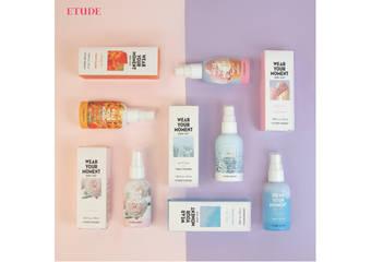 ETUDE【溫柔身體香氛系列】 與你「香」約每個日常