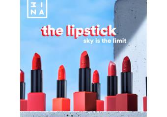 3INA全新「磁久吻色唇膏」,膨膨軟綿 #空氣雲朵唇 美到啥款!