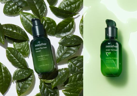 綠茶籽保濕精華  全新第四代 改版上市  7倍保濕力一次提升!急速水嫩!透亮健康