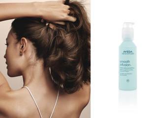 AVEDA改善秀髮的毛燥體質,補水抗濕氣,秀髮輕鬆有型