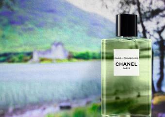 香奈兒之水系列 「巴黎-愛丁堡淡香水」