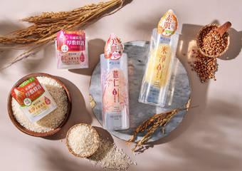 不輸任何國外品牌的臉部保養,關愛台灣,在地小農精神的臉部保養-「薏仁米淨濕敷水」、「水潤凝霜」