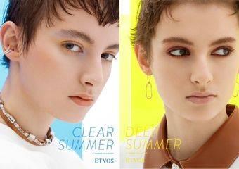 2021夏季限定彩妝上市  打造清澈眼眸 躍動雙唇 「CLEAR」X「DEEP SUMMER」