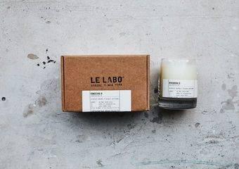全新香氛創作「乳香9 香氛蠟燭」,為生活空間奉上寧靜平和、靜思新生的力量