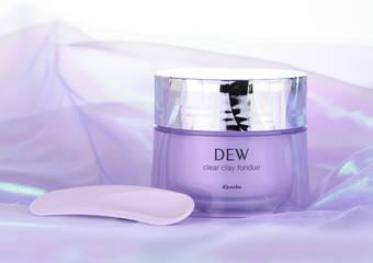 DEW首瓶紫水晶  薰衣草香氛皂泥膜 「紫面膜」 理想肌膚的許願池