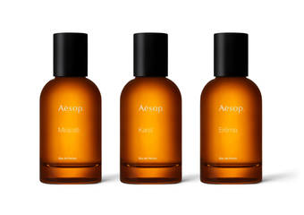 Aesop虛實之境 具有感官傳遞力的香水系列,徜徉於真實與想像之間的空間