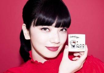大人女孩的可愛魅力   Hello Kitty限定聯名♥