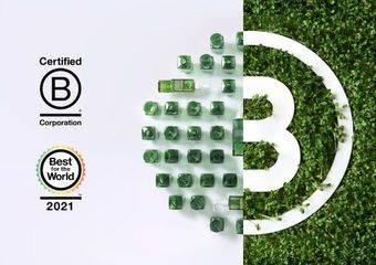 亞洲唯一、五度蟬聯「對世界最好」環境大獎 綠藤生機:對環境更好,可能是保養的下一件大事