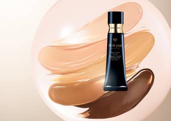 全球暢銷底妝新登場「恆潤絲緞光采粉霜」高科技 高遮瑕 高保濕