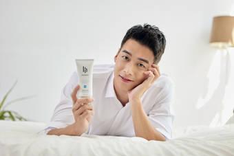 HODRMEN男研堂洗面乳代言人 林敬倫 洗臉就該這麼舒服 輕鬆洗出陽光好成「肌」!
