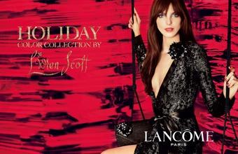 [限量] LANCOME  HOLIDAY 巴黎假期 2010限量聖誕彩妝