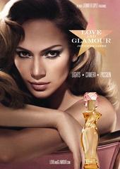 [新品] Jennifer Lopez Love & Glamour 永恆焦點女性淡香精 打造你的巨星魅力
