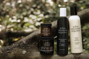 [新品] 風靡紐約與日本的有機保養品牌john masters organics 以熱愛生命與地球的環保理念,獻上最天然有機的美容美髮保養系列
