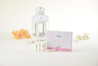 [新品] 肌膚的完美嫁紗 ANRIEA艾黎亞  FIANCEE承諾美麗全效定妝安瓶M
