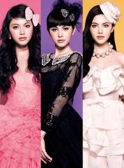 [新品] 甜美.個性.優雅 Za三款都會時尚粧容 繽紛魅力盡現