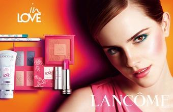 [限量] LANCOME 2013年限量春妝系列 打造如同陷入戀愛般的幸福氣色