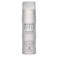 [新品] BAMBOO 深層淨化髮浴。每人必備的第二瓶洗髮精