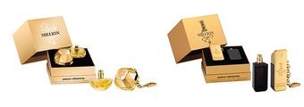 [限量] paco rabanne百萬男女對香,耶誕限定版珍藏上市