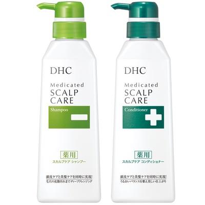 [新品] DHC 健髮豐盈洗潤髮系列。髮力更高強 洗出蓬鬆髮