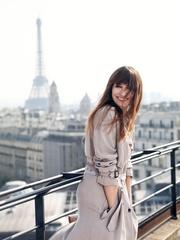 [報導] Lancome全新巴黎繆思女神-卡洛琳.德.麥格雷特Caroline de Maigret,法式時尚的指標人物