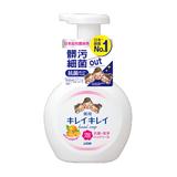 趣淨抗菌洗手慕斯 Medicated Foaming Hand Soap 250ml Orange