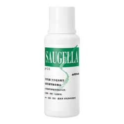 菁萃潔浴凝露(加強型) SAUGELLA Attiva